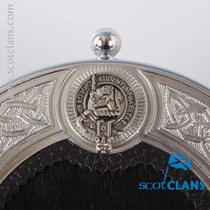 Young Clan Crest Sporran. Free worldwide shipping available