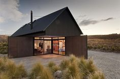 Tekapo Shed Found on