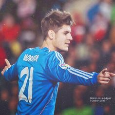 Real Madrid Alvaro Morata
