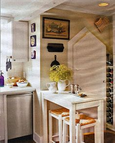 Small Place Style: Kitchens