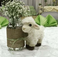 Sheep / Lambs Baby Shower Party Ideas   Photo 1 of 16   Catch My Party