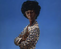 Kadir Nelson, <Shirley Anita Chisholm Congress's official portrait of the first African-American woman to serve in Congress. Collection of the US House of Representatives. African American Artist, African American History, British History, Native American, Women In History, Black History, Kadir Nelson, Shirley Chisholm, Afro Art