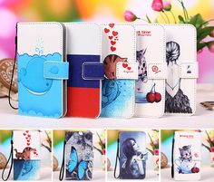 New Style 100% Special Case PU Leather Flip Phone Wallet case for TurboPhone4G 2209 mobile phone case cover + Tracking number
