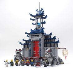 Vite testé : 70617 Temple of The Ultimate Ultimate Weapon: On parle aujourd'hui du set 70617 Temple of The Ultimate Ultimate Weapon,… #LEGO