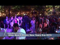 Nikki Beach Miami Beach New Years Eve 2010