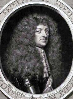 François de Rohan, 1er. Prince de Soubise, 3ème. Duc de Frontenay, Pair de France (1630-1712).