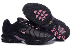 Air Max TN Women Black Pink