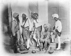 Sikh Infantry from the the late 1800/Early 1900 Period.