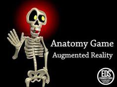 Anatomy Game: Aprende anatomía con el juego de Realidad Aumentada –