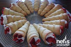 Kornetto Pasta Tarifi nasıl yapılır? 382 kişinin defterindeki Kornetto Pasta Tarifi'nin resimli anlatımı ve deneyenlerin fotoğrafları burada. Yazar: betül devecioğlu