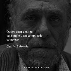 Poetry Quotes, Book Quotes, Words Quotes, Me Quotes, More Than Words, Some Words, Charles Bukowski Frases, Magic Quotes, Love Phrases