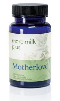 Motherlove - More Milk Plus Capsules