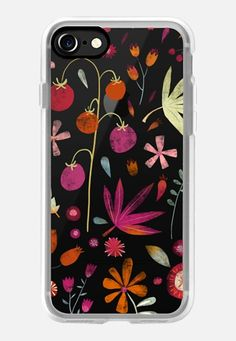 Last of the Crop clear case by Nic Squirrell for Casetify