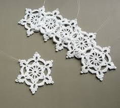 Image result for crochet snowflakes