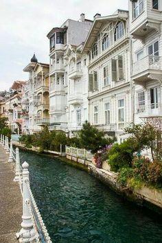 Arnavutköy, Turkey. Beautiful!!