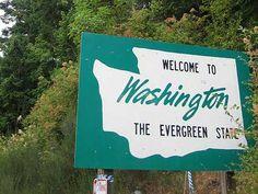 Welcome to Washington State