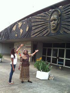 The Nigerian cultural arts center !