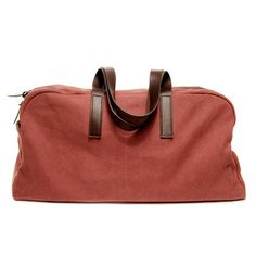 The Weekender Solid Brick by Everlane—cheaper/more durable than J.Crew's, just saying.