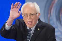 Após empate em Iowa, Sanders cola em Hillary em pesquisa nacional. (foto: EPA)