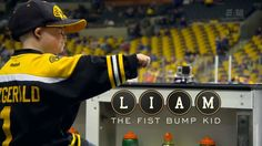 E:60's Tom Rinaldi tells the story of Liam Fitzgerald, an extraordinary little boy who has overcome seemingly insurmountable odds,  and was captured on film in November 2014 at a Bruins game at TD Garden during pregame warm-ups, which went viral on YouTub