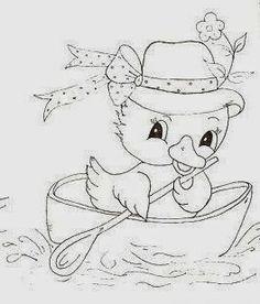 Art Drawings For Kids, Cute Animal Drawings, Art Drawings Sketches, Cartoon Drawings, Cute Drawings, Pencil Art Drawings, Easter Coloring Pages, Cute Coloring Pages, Coloring Books