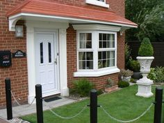 Find Out More Now About Our High Quality Door Canopies Online Today! - Prior Products Warwickshire, Your First And Best Choice!