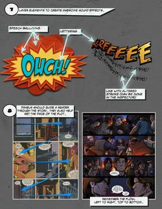 Lettering comics is truly an art, one that for a  long time was a difficult process. And Comic Life 3 makes lettering easier than ever. Here are some tips for lettering with Comic Life 3. It's great for layout and design work. Take a look! This comic shows you tips and tricks for lettering in Comic LIfe 3.