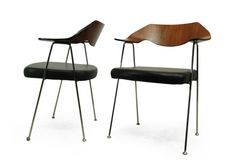 Mid Century Chair model 675 by Robin Day | The Furniture Rooms