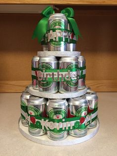 New birthday presents ideas for men beer cakes Ideas Birthday Crafts, Best Birthday Gifts, Dad Birthday, Christmas Birthday, Birthday Presents, Gifts For Beer Lovers, Beer Gifts, Birthday Gifts For Boyfriend, Boyfriend Gifts