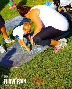Other than The Flavor Run what fun activities are you doing this summer? #fun #summertime #fitness #5k #family