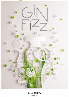 gorgeous paper quilling design