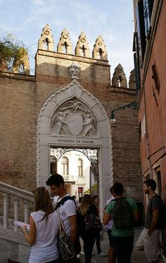 Ca' Foscari (Universität), Venice Venezia Veneto