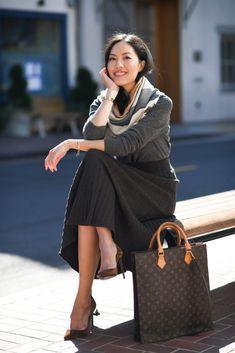 Women's Work Fashion Office Fashion, Work Fashion, Curvy Fashion, Fashion Looks, Womens Fashion, Fall Fashion Trends, Winter Fashion, Look Formal, Vetement Fashion