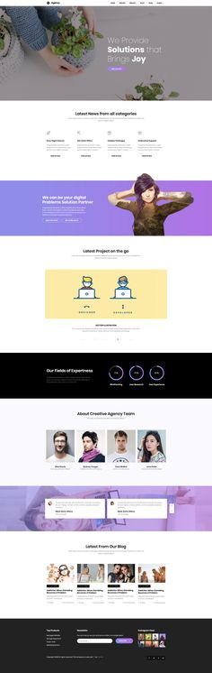 Creative Agency Free responsive HTML5 Bootstrap Agency template - HTMLTEMPLATES.CO Creative Studio, Website Template, Templates, Free, Image, Models, Stenciling, Stencils