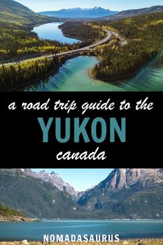 The Golden Circle Route - The Best Yukon Road Trip Itinerary - Backpacking Canada, Canada Travel, Columbia Travel, Columbia Road, Canada Trip, British Columbia, Quebec, Vancouver, Yukon Canada