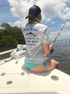 New #shirts and #hats are in and looking good. Go to BLfishing.com to find out how to get yours for free. #fishing #fishlikeagirl #captainkeith #sanibel #pineisland #swflorida #bluelinefishingcharters Fishing Charters, Kayak Fishing, Fishing Boats, Pine Island, Just For Men, Blue Line, Girls Be Like, Kayaking, How To Find Out