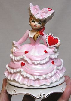 Hey, I found this really awesome Etsy listing at https://www.etsy.com/listing/223706596/lefton-valentine-girl-music-box-in