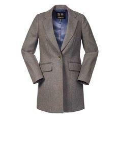 Stroud Tweed Jacket | Women's Clothing | MUSTO
