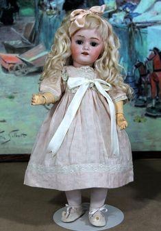 Sweet Kestner 168 Child Doll