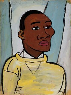 The Athlete--James by William H. Johnson / American ArtWilliam H. JohnsonMore Pins Like This At FOSTERGINGER @ Pinterest
