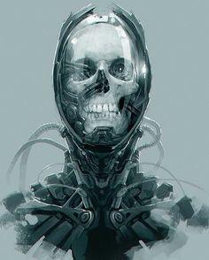 """5,929 """"Μου αρέσει!"""", 9 σχόλια - @the_beduino στο Instagram: """"By Aleksandr Plihta . . #robot #scifi #devianart  #amazing #style #life #mecha #mechanism…"""""""