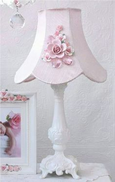 & Shabby Chic Decor u2026 | Lamps anu2026