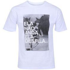 Camiseta Huck Ela Não Anda - Masculina - BRANCO Desconto Centauro para Camiseta Huck Ela Não Anda - Masculina - BRANCO por apenas R$ 51.99.