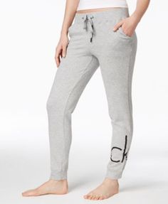 CALVIN KLEIN Calvin Klein Logo Jogger Pants.  calvinklein  cloth   bras a2310a114