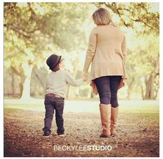 Mother and son picture! I need one like this with both my boys.