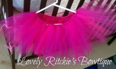 Choice Months Size Tutus  Custom Order Check the by LRSBowtique, $30.00