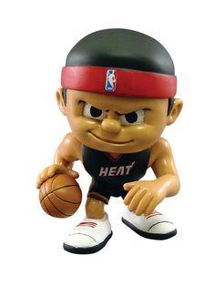 Miami Heat NBA lil teammates playmaker