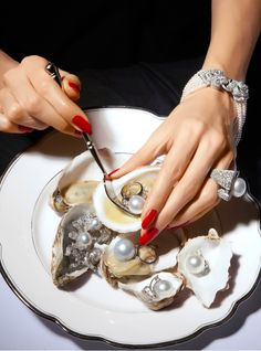 #Pearls are always appropriate