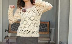 sew knit me: marshmallow lace free knitting pattern