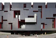Guanzhou Museum. Image Courtesy of Rocco Design